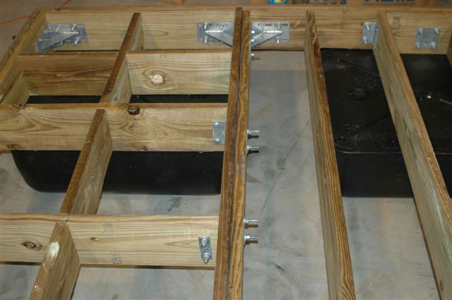 Wood Docks | A&K Dock Service